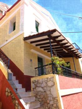 Marina Studios - Apartment mit Terrasse