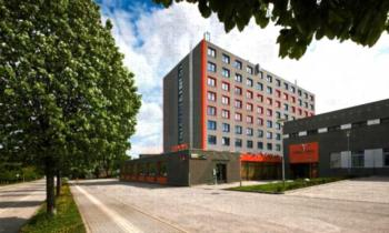 Apartment Hotel Vista - Apartment mit 1 Schlafzimmer (2 Erwachsene + 2 Kinder)