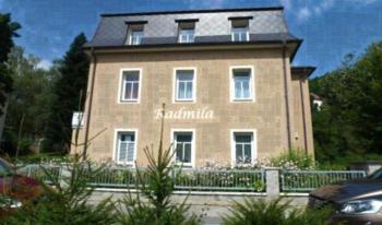 Apartmán Vila Radmila - Apartment mit Terrasse