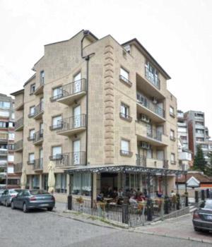 Park Srce Apartments - Apartment mit 3 Schlafzimmern und Balkon