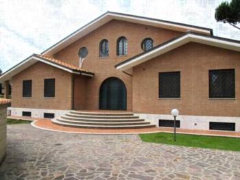 Villa Smeraldo Roma - Studio (2 Erwachsene)