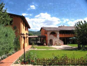 Antico Borghetto - Apartment mit 1 Schlafzimmer