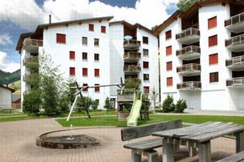 Ferienwohnung Casa Encarden Vaucher, (Disentis/Mustér). Ferienwohnung mit Bad/Dusche/WC, 54 m2 für max. 4 Personen 1716