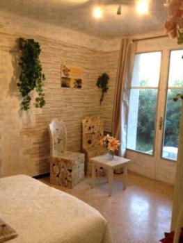 Appartement la plage en Provence - Apartment - Erdgeschoss