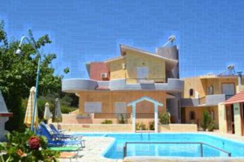 Villa Sofia - Apartment mit Terrasse (4 Erwachsene)