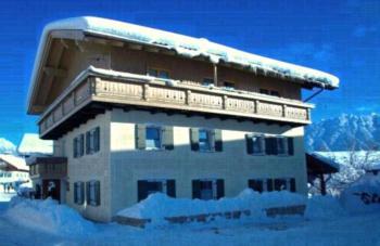 Alpennest - Apartment mit Blick auf die Berge