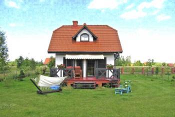 Ferienhaus in Rydzewo