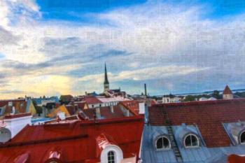 Tallinn Old Town Sauna Str Apartment - Deluxe Apartment