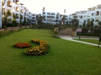 Marina Beach - Apartment mit Meerblick