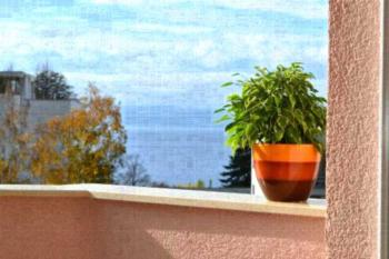 Villa D&L - Studio mit Balkon und Seeblick