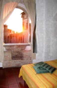 Residenza Turrena - Apartment mit Terrasse