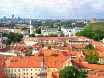 Vilnius Apartments - Apartment mit 1 Schlafzimmer