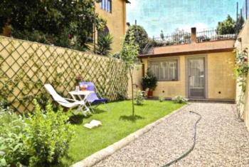 Apartments Florence - Piattellina Garden - Apartment mit 2 Schlafzimmern