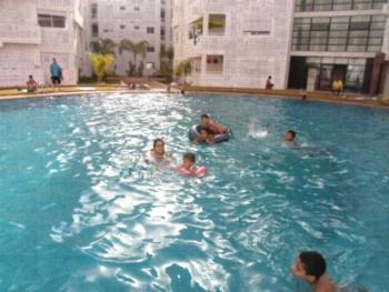 Résidence Jnane Eddalya - Apartment mit 3 Schlafzimmern