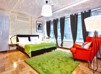 Apartments ZigZag Beograd - Komfort Apartment mit 2 Schlafzimmern