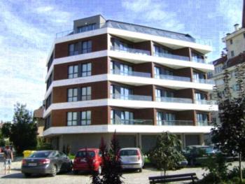 Infinity Residence Sofia - Superior Apartment mit 2 Schlafzimmern und Balkon
