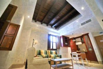 Apartamentos Alberca Deluxe - Superior Apartment mit 1 Schlafzimmer (2 Erwachsene)