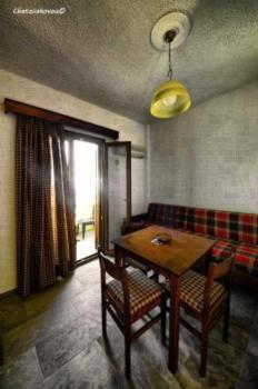 Agrilionas Hotel - Apartment mit 1 Schlafzimmer (2 Erwachsene + 2 Kinder)