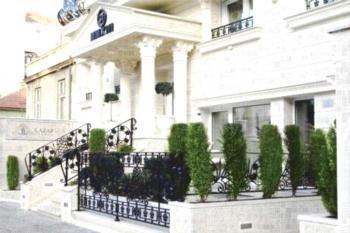 Lazar Lux Apartments - Apartment mit 1 Schlafzimmer und Terrasse