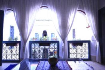 Riad 11 Zitoune - Deluxe Studio mit Doppelbett