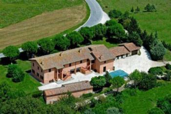 Agriturismo Sant'Erasmo - Apartment mit 1 Schlafzimmer (2 Erwachsene)