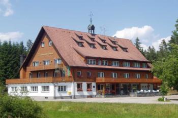 Landgasthof Friedrichshöhe, (Vöhrenbach). Ferienwohnung Rappeneck