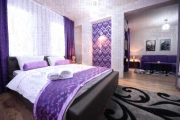 Millenium Travel Apartments - Penthouse-Apartment mit Balkon
