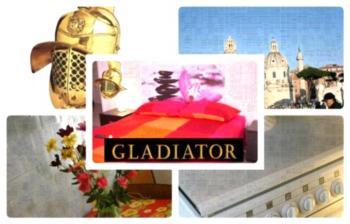 Gold Gladiator Apartment - Apartment mit 2 Schlafzimmern