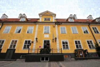 Jacob's Inn Riga - Familienzimmer mit eigenem Bad