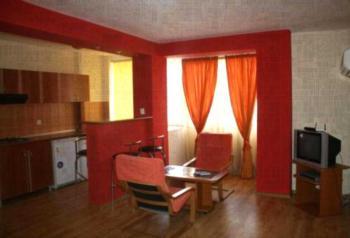 Relax Accommodation - Apartment mit 1 Schlafzimmer und Gartenblick
