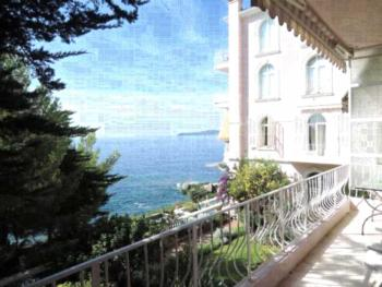Overlooking the Sea in Cap d'Ail - Apartment mit Meerblick