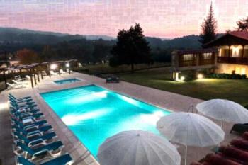 Quinta Do Burgo - Turismo Rural - Apartment mit 1 Schlafzimmer und Balkon