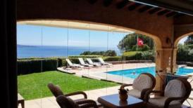 Alleinstehende Villa für max 8 Personen mit top Aussicht in Cavalaire s/Mer