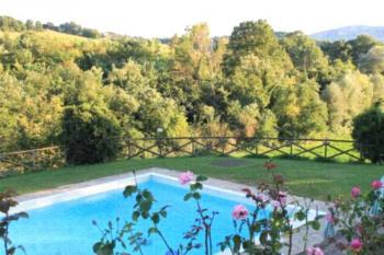 Fattoria di Rigone - Apartment mit Terrasse
