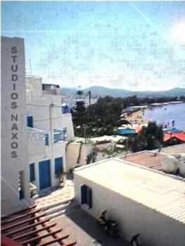 Studios Naxos - Apartment with Baloncy and Sea View
