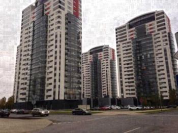 Skanstes skyscraper - Apartment mit 1 Schlafzimmer