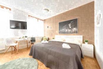 City Apartments Freiburg - Apartment mit Dusche