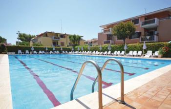 Ferienwohnung Ladispoli -RM-