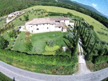 Borgo Maiorca - Apartment mit 1 Schlafzimmer (4 Erwachsene)