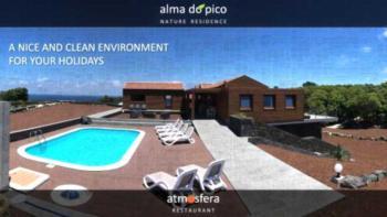 Alma do Pico - Apartment mit 1 Schlafzimmer
