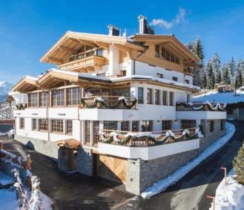 Luxus Chalet in Kitzbühel mit Panoramablick