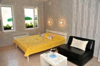 Chanovi apartments - Studio mit Gartenblick