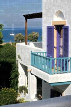 Nefeli Hotel - One-Bedroom Apartment (2 Adults + 2 Children)