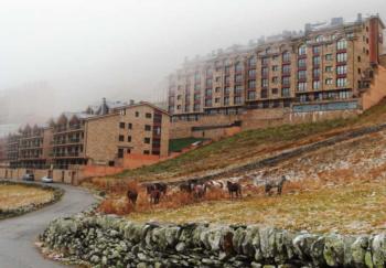 Andorra Bordes d'Envalira 5p 8p
