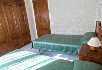 Camino Puy Cinca - Apartment mit Balkon
