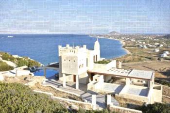 Tower Resort Naxos Island - Three-Bedroom Apartment