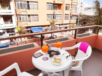 Ferienwohnung Beach Apartment in Las Palmas City