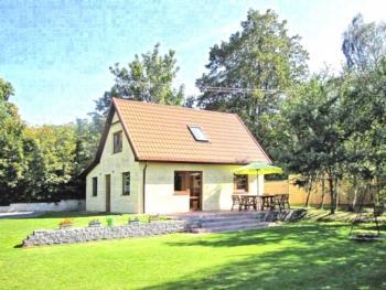 Ferienhaus in Wilkasy