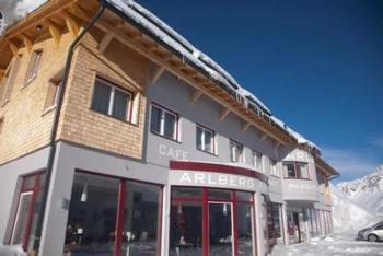APP Passhöhe St. Christoph - Arlberg
