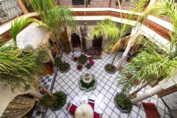 Riad Chennaoui - Familienzimmer mit Bad (5 Erwachsene)